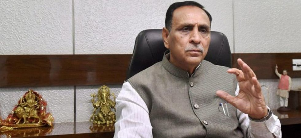 CM Vijay Rupani said schools and colleges will start as per their schedules from tomorrow. (File Photo: PTI)