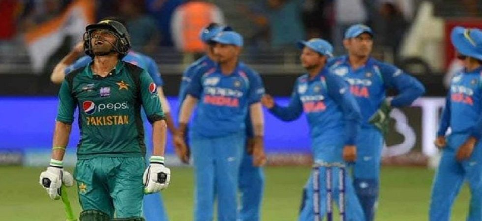 India has been undefeated in the ICC Cricket World Cup against Pakistan, winning all their six encounters ever since 1992. (Image credit: Twitter)