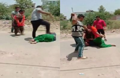 Dragged out of house, woman brutally thrashed, punched in stomach over unpaid loan