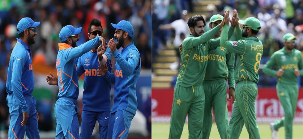 Live Streaming Cricket, IND vs PAK, ICC World Cup 2019: (Twitter)