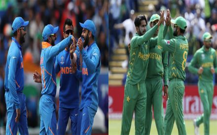 Ind Vs Pak Live Streaming Cricket Icc World Cup 2019