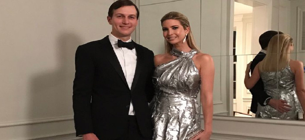 Ivanka Trump's stake in her family's Washington DC hotel down the street from the Oval Office generated USD 3.95 million in revenue in 2018, barely changed from a year earlier. (File photo)