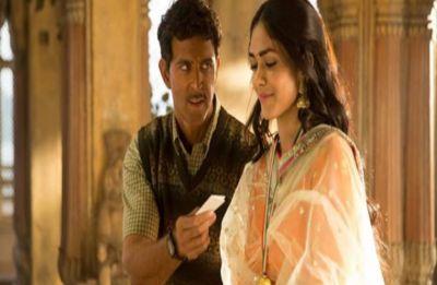 Super 30 song Jugraafiya: Hrithik Roshan and Mrunal Thakur's cute chemistry will leave you spellbound