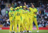 Aaron Finch, Mitchell Starc star in Australia's comprehensive win over Sri Lanka