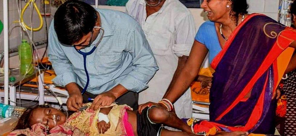 The Acute Encephalitis Syndrome has killed 73 children in Bihar's Muzaffarpur. (PTI Photo)
