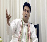 Man arrested for Facebook post on Tripura CM Biplab Deb sent to police custody