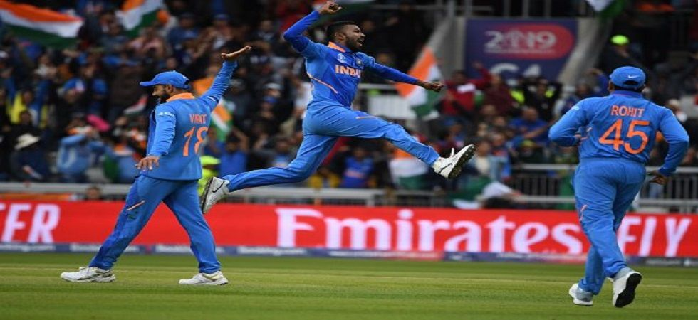 India beat Pakistan by 89 runs at Old Trafford in Manchester (Image credit: Getty Images)