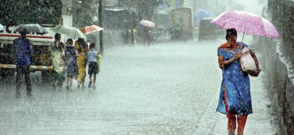 It still remains over Mangalore, Mysore, Cuddalore over the southern peninsula and Passighat, Agartala in the northeast, according to the India Meteorological Department. (File photo)