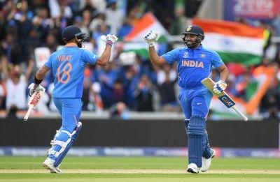 Rohit Sharma ton, Kuldeep Yadav help India stretch World Cup record to 7-0 against Pakistan