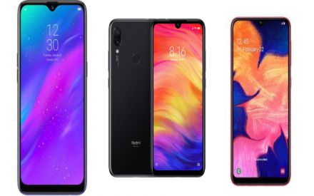 Realme 3 to Samsung Galaxy A 10: Best smartphone under Rs