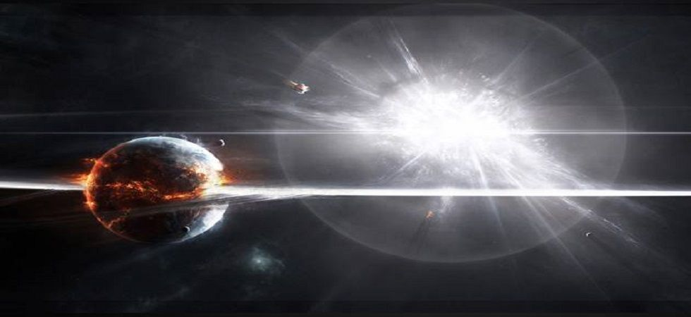 Most of the elements found in nature were created in nuclear reactions in stars and ultimately expelled in huge stellar explosions. (Photo: File photo))