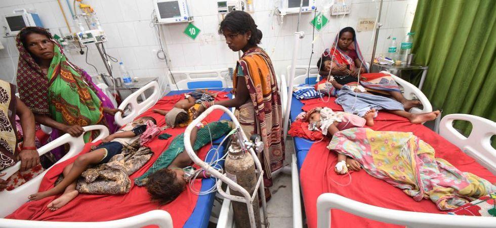 Encephalitis outbreak in Bihar (Photo Source: PTI)