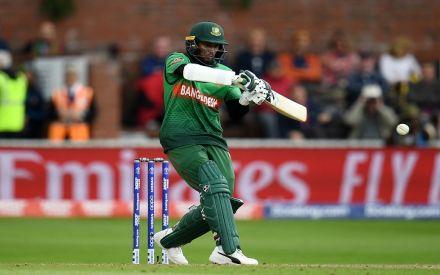 WI vs Bangladesh, ICC World Cup 2019: Shakib 124, Liton 94