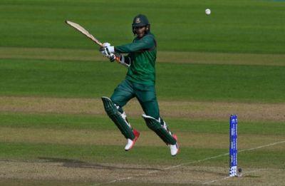 Shakib Al Hasan crosses 6000 runs in ODIs, Bangladesh on top vs West Indies in ICC Cricket World Cup