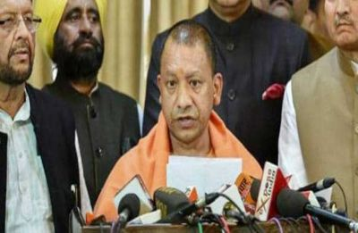 PAC constable donning SP cap creates flutter by demanding Yogi Government's dismissal