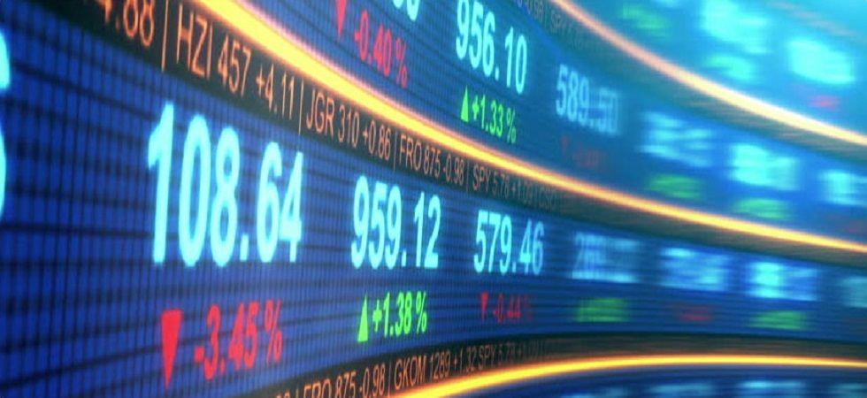 Share market (Representational Image)