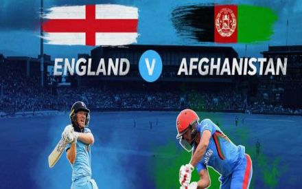 Live Streaming Cricket, England vs Afghanistan, ICC World