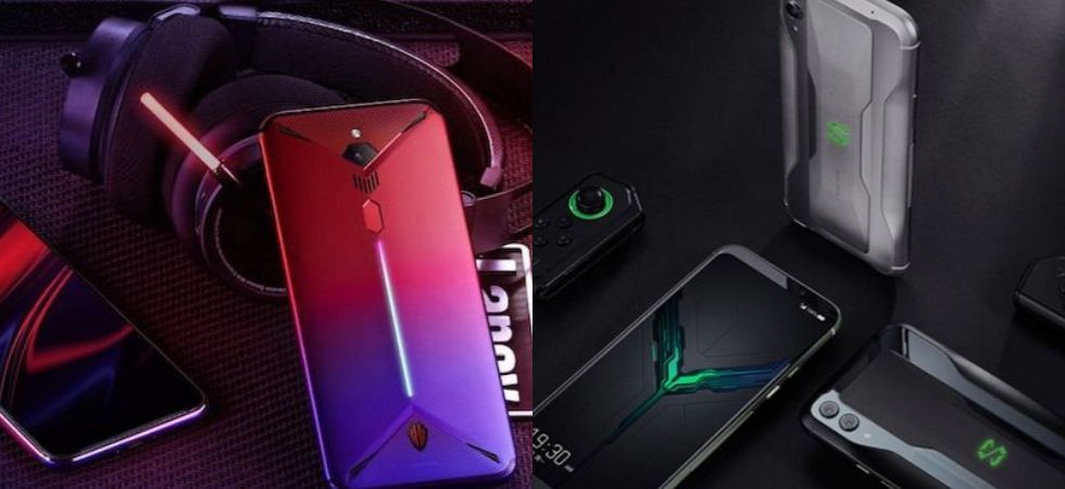 Nubia Red Magic 3 Vs Xiaomi Black Shark 2 (File Photo)