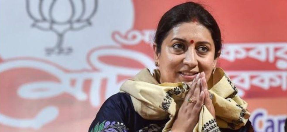 Hamari Sansad Sammelan: Soon after Amethi verdict, Smriti Irani had said that her win was not a