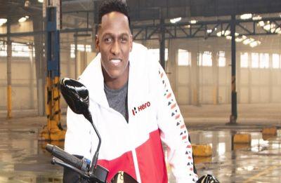 Hero MotoCorp signs Colombian footballer Yerry Mina as brand ambassador