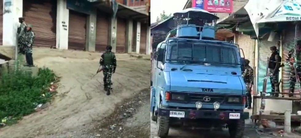 Both the terrorists belonged to Jaish-e-Mohammed, according to reports. (Photos: ANI)