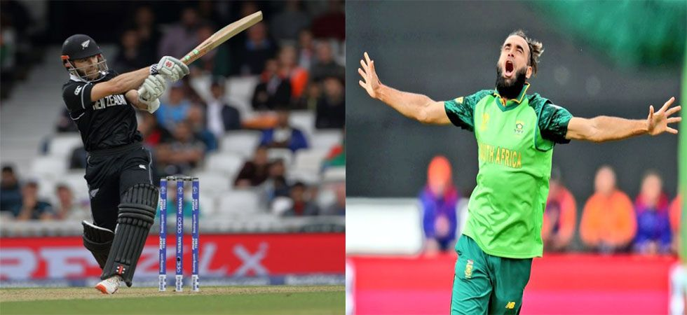 ICC World Cup 2019, New Zealand vs South Africa: When and where to watch (Twitter)