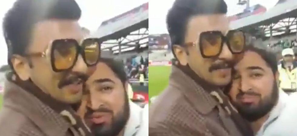 Ranveer Singh consoles disheartened Pakistani fan./ Image: Instagram