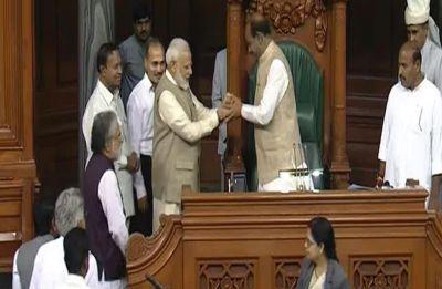 Om Birla elected Speaker of 17th Lok Sabha, PM Narendra Modi says 'a matter of great pride'