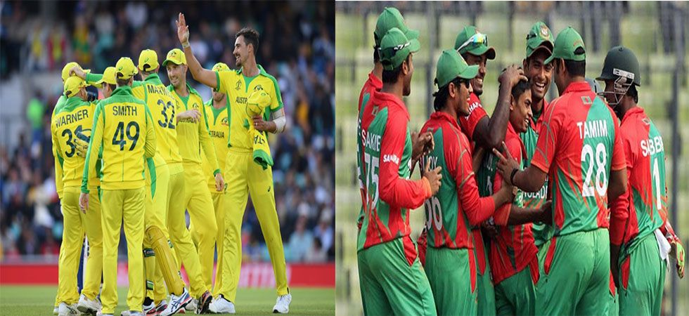 ICC World Cup 2019, Australia vs Bangladesh: When and Where to watch