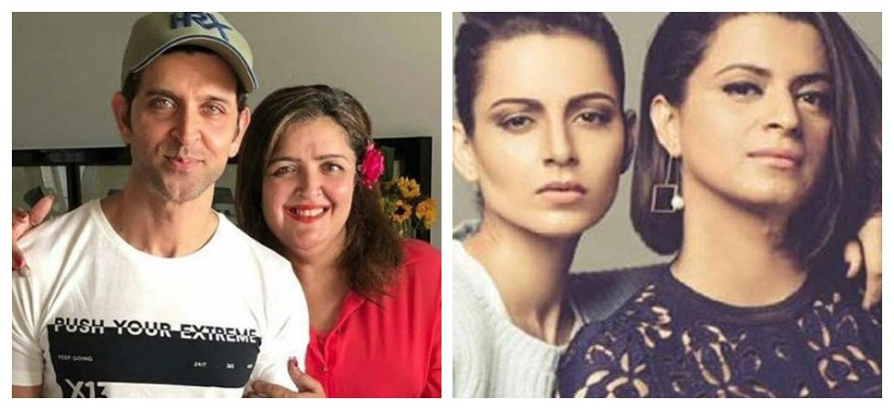 Rangoli posts shocking tweets after Sunaina shows support for Kangana (Photo: Twitter)