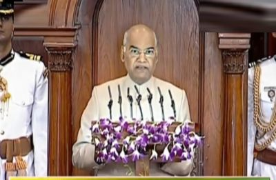 HIGHLIGHTS | Government working for Sabka Saath, Sabka Vikas, Sabka Vishwas: President Ram Nath Kovind