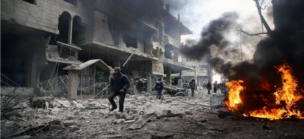 Syria War (File Photo)