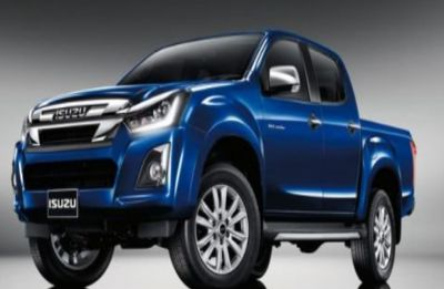 2019 Isuzu D-Max V-Cross facelift launched in India: Prices, specs inside