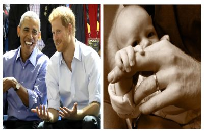 'The Obamas' to be one of the godparents to Meghan Markle and Prince William's Baby Archie?