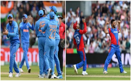 ICC World Cup 2019: India vs Afghanistan Dream 11 Prediction