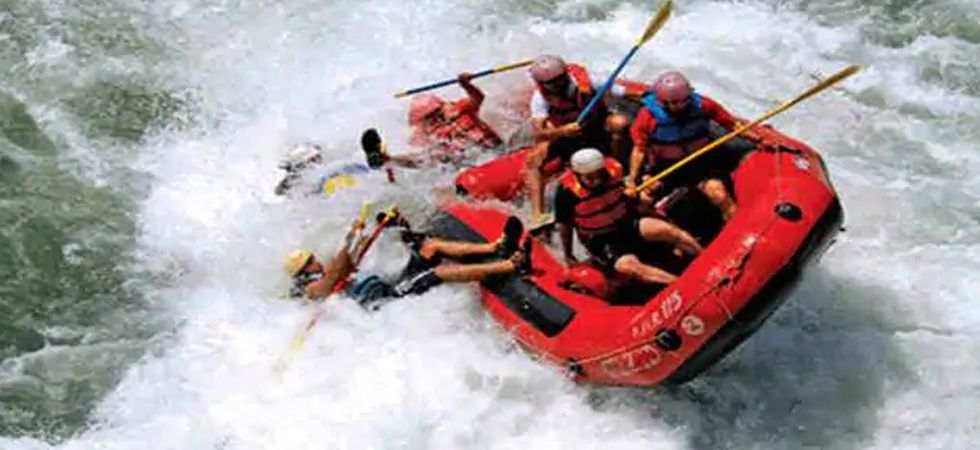 The adventure sport in the entire Valley has been suspended. (Representational Image)