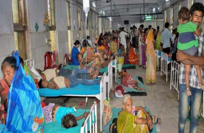 Muzaffarpur: Death count due to Encephalitis rises to 128, 16 districts affected