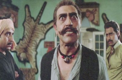 Google Doodle honours Amrish Puri, top dialogues by Mogambo