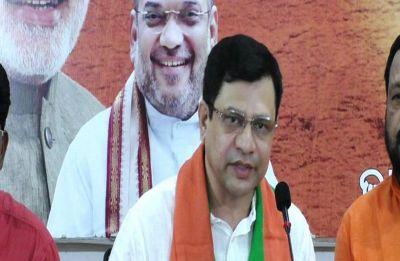 Former IAS officer Ashwini Vaishnav joins BJP after getting Rajya Sabha nomination