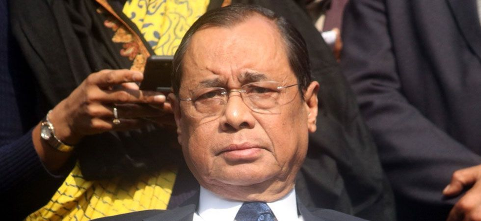 CJI Ranjan Gogoi urged PM Modi to consider bringing a constitutional amendment to increase the retirement age of high court judges from 62 to 65 years. (File Photo: PTI)