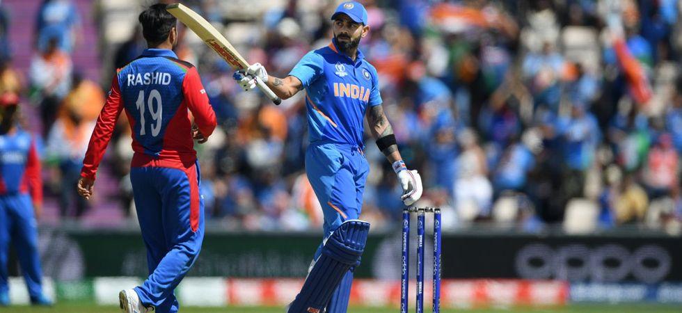 Virat Kohli on India's win against Afghanistan