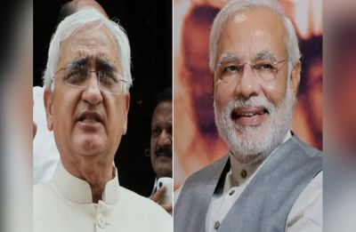 Congress managed to withstand Modi wave, others failed: Salman Khurshid
