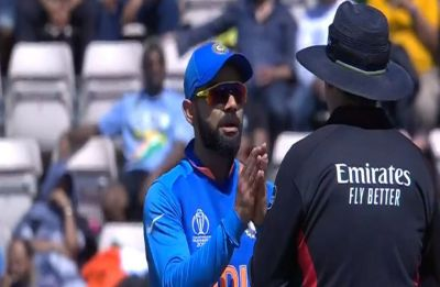 Virat Kohli fined 25% of match fee for excessive appealing during Afghanistan game