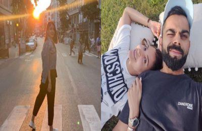 Post meeting Virat Kohli in London, Anushka Sharma heads to Brussels for shoot