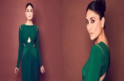 Can you guess the price of Kareena Kapoor Khan's ridiculously HOT green gown?