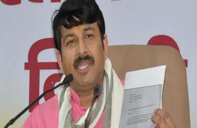 Delhi Police arrests 25-year-old over death threat to Delhi BJP chief Manoj Tiwari