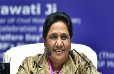 Mayawati's brother Anand Kumar named BSP national VP, nephew Akash Anand national coordinator
