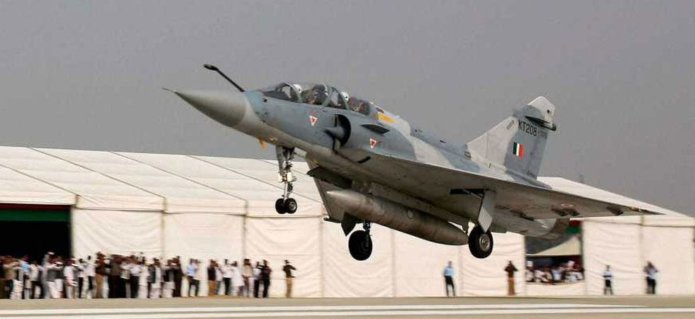 IAF re-created the Tiger Hill attack in Jammu and Kashmir's Drass-Kargil area. (PTI Photo/Representational)