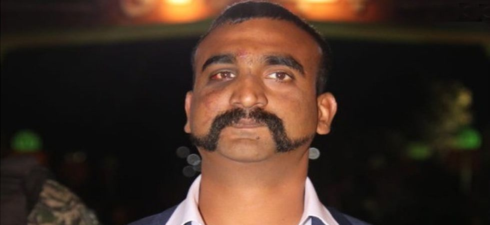 IAF Wing Commander Abhinandan Varthaman. (File Photo: ANI)