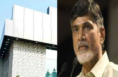 Jagan Mohan Reddy orders demolition of Chandrababu Naidu's Praja Vedika residence